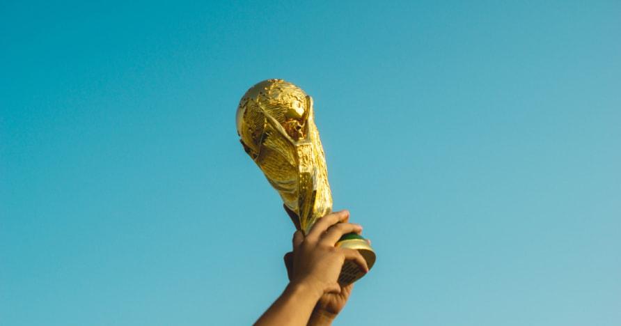 Bagaimana bola sepak Piala Dunia Terjejas Stok perjudian Macau