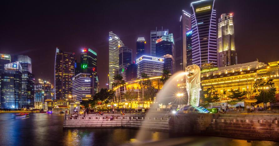 Perjudian di Singapura