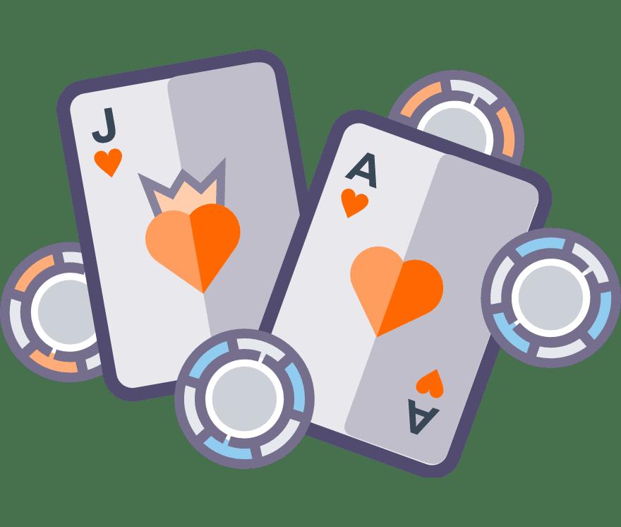 Blackjack Kasino Dalam Talian Terbaik pada tahun 2021