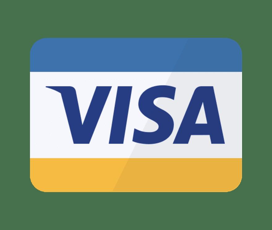 116 Kasino dalam talian Visa