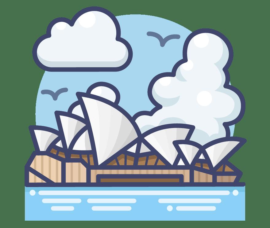 2021 Kasino dalam talian dalam Australia