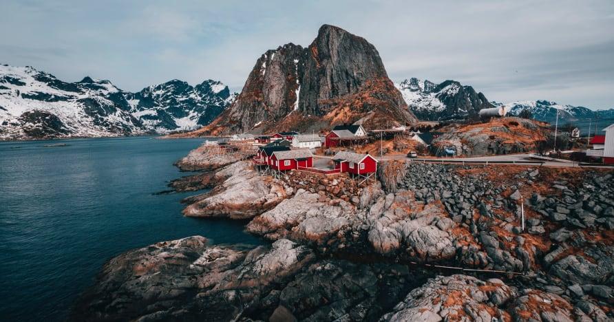 Perjudian dalam talian di Norway