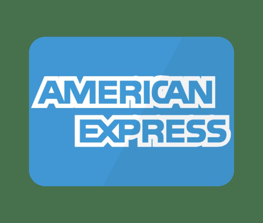 10 Kasino dalam talian American Express