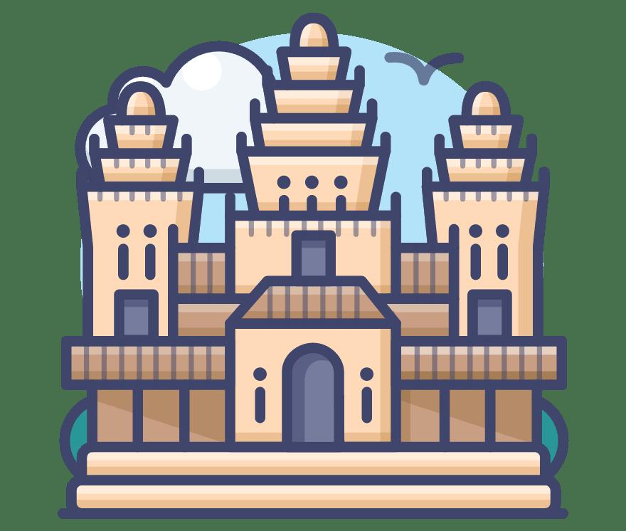 2021 Kasino Dalam Talian dalam Kemboja