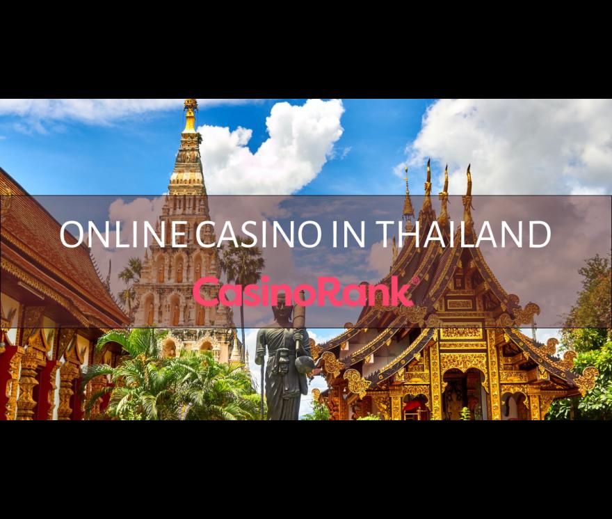 2021 Kasino dalam talian dalam Thailand