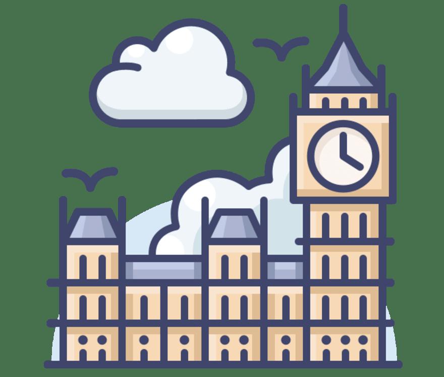 2021 Kasino dalam talian dalam United Kingdom