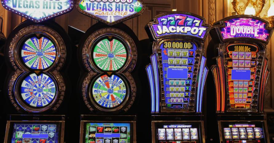 Permainan Slot yang Memacu di Fortunes