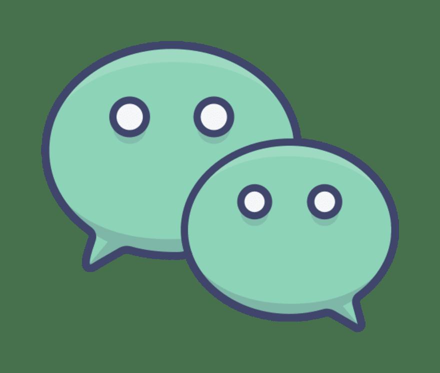 3 Kasino dalam talian WeChat Pay