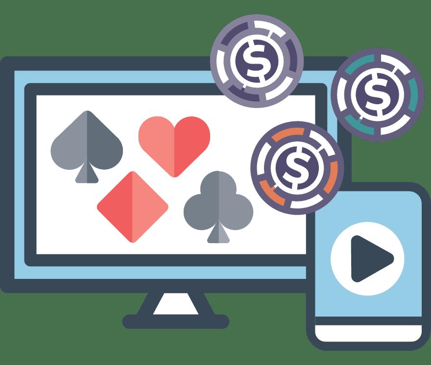 Poker Video Kasino Dalam Talian Terbaik pada tahun 2021