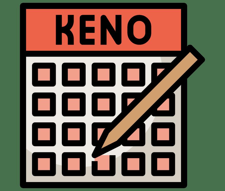 Keno Kasino Dalam Talian Terbaik pada tahun 2021