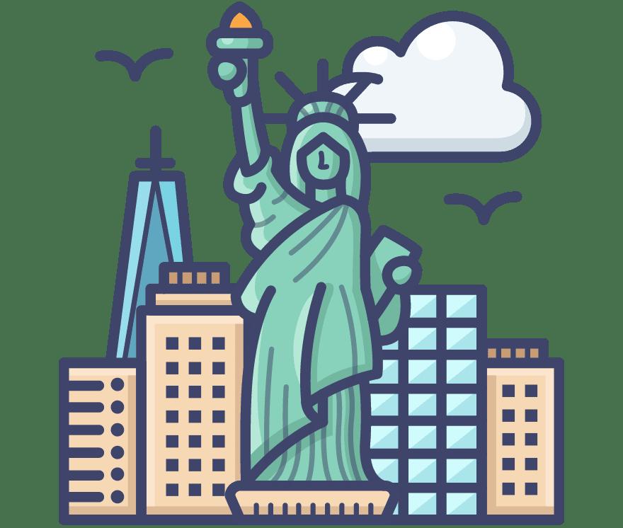 2021 Kasino dalam talian dalam Amerika Syarikat