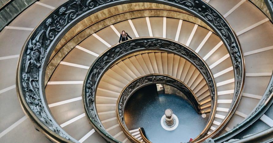 Rolet Dalam Talian: Strategi Menang Fibonacci Roulette