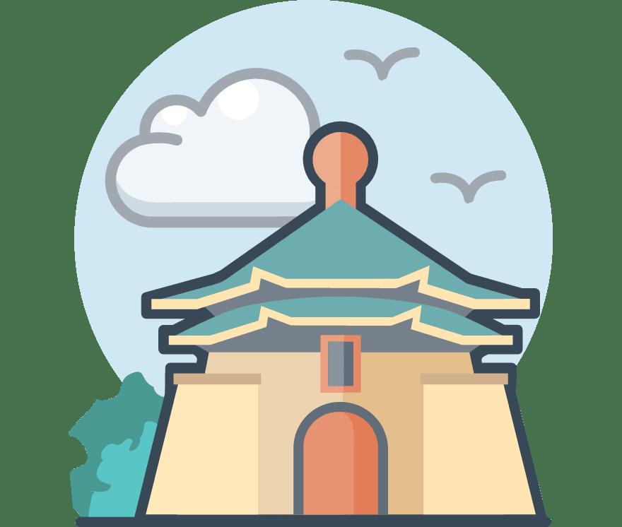 2021 Kasino Dalam Talian dalam Taiwan