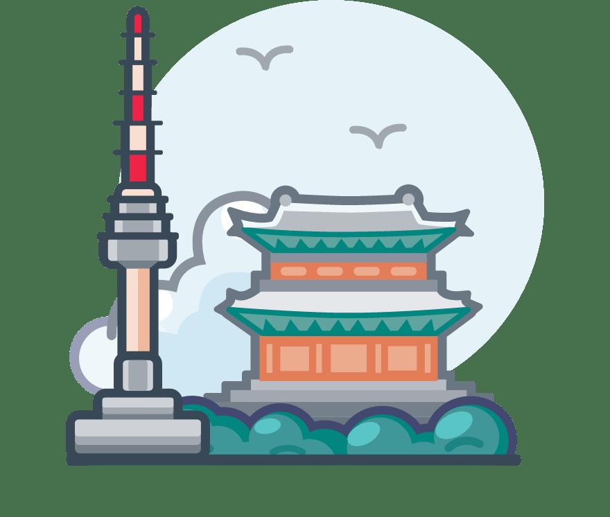 2021 Kasino Dalam Talian dalam Korea Selatan