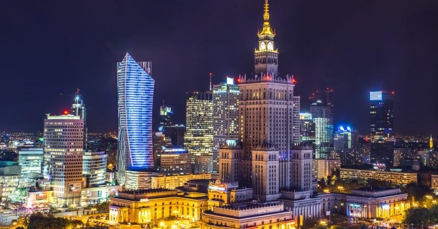 Kasino Dalam Talian Poland: Perjudian Internet di Poland