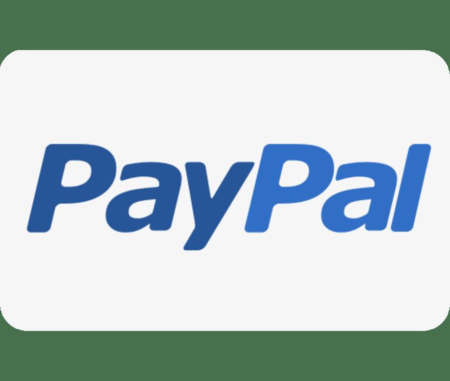 10 Kasino dalam talian PayPal